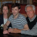 Lisa, Seth and me