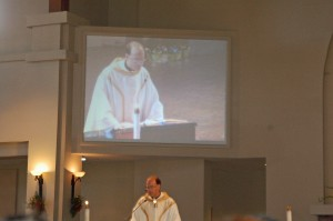 St.Frances Xavier Cabrini church, Yucaipa on 5/4
