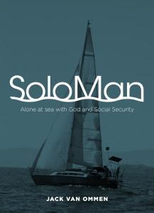 The nine year solo circumnavigation. For full details go to the book's website. www.SoloMan.us en voor de Nederlandse versie: www.SoloMan.nl