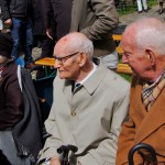 The last of the Mohicans Willemijn van Gurp 97, Skippy de Vaal 94, Henk van de Water 93