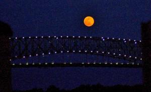 Hart Bridge, Jacksonville, Fl.