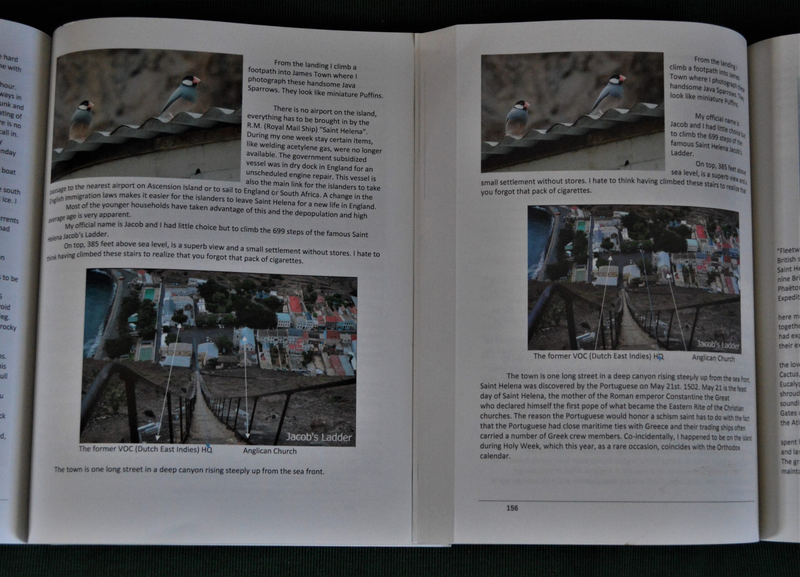 Fleetwoods Circumnavigation Jack Van Ommens Travels